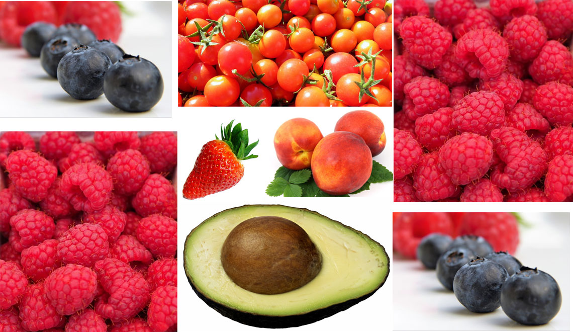 Freeze Strawberries, Blueberries, Tomatoes, Avocados and more…