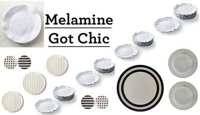 unbreakable melamine dinnerware