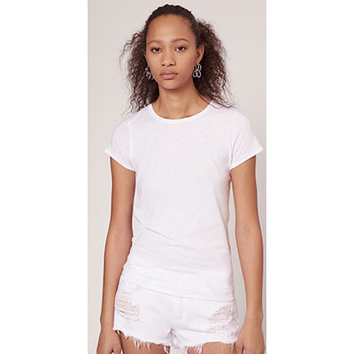 Rag and Bones white t-shirt