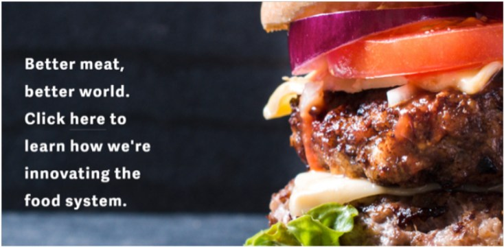 Future Memphis Meat Burger