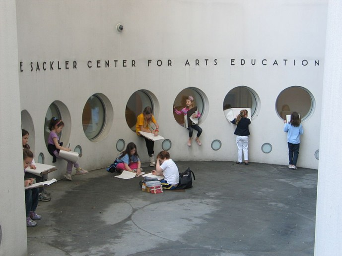 Guggenheim Museum, Childrens Center