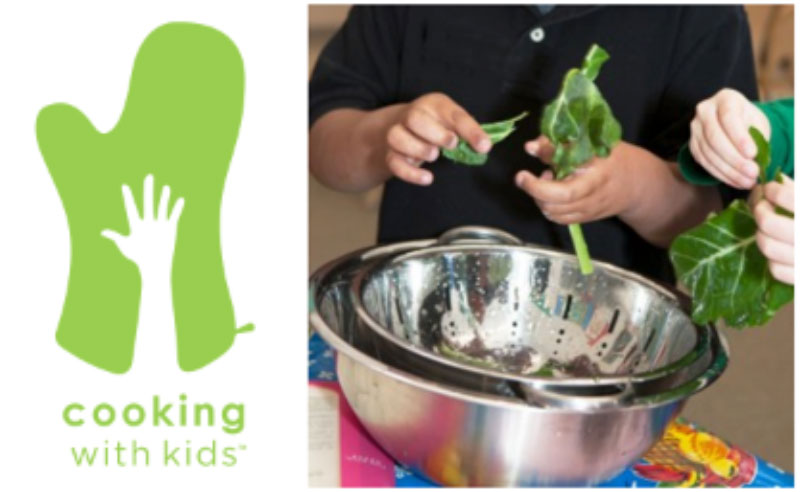 Cooking With Kids And Making Healthy Meals - A Sharp Eye