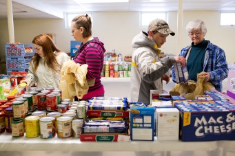 Feeding America Food Banks