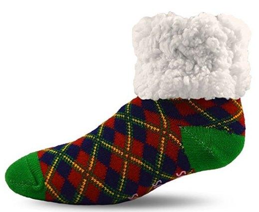 pudus holiday gift socks