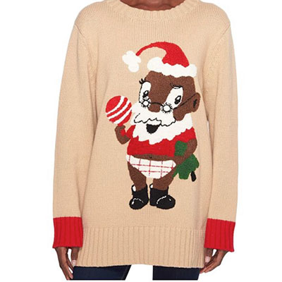 Whoopis Ugly Holiday Sweaters Sharp Eye