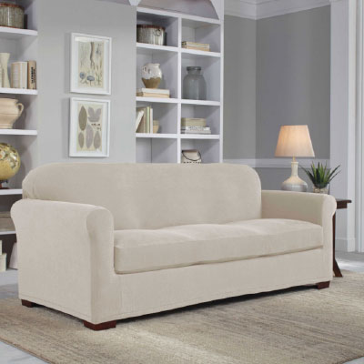Contemporary Slipcovers Can Make Your House Kid Friendly