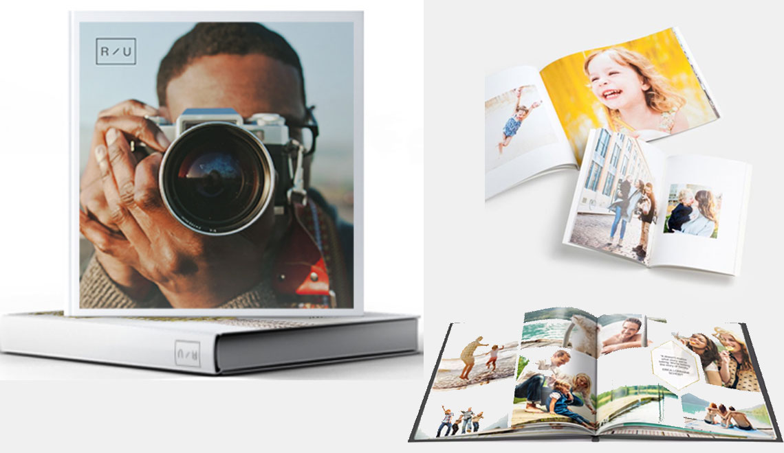 From Digital Photos to High Quality Printed Albums
