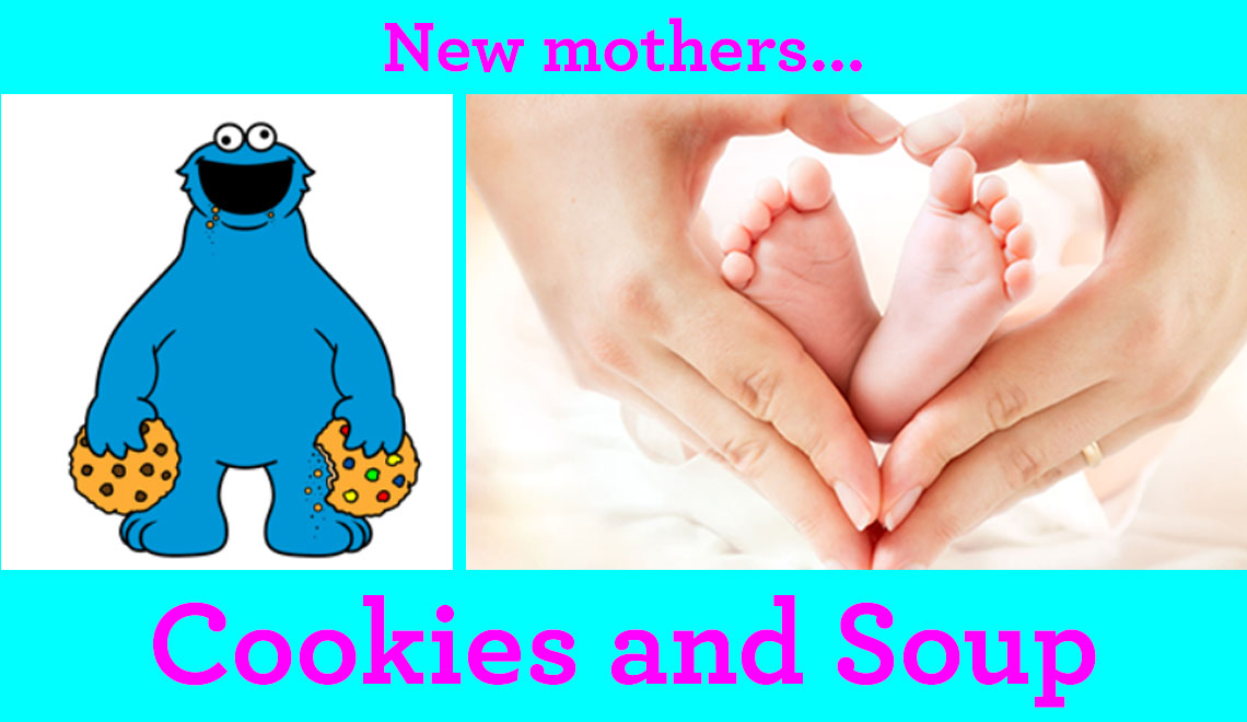 Cookie recipe for nursing moms