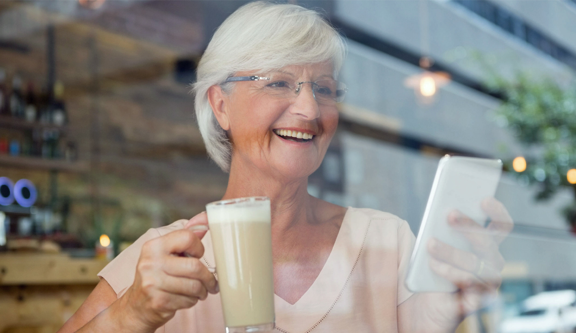 Tech Gadgets and Apps For Our Senior Citizens - Sharp Eye