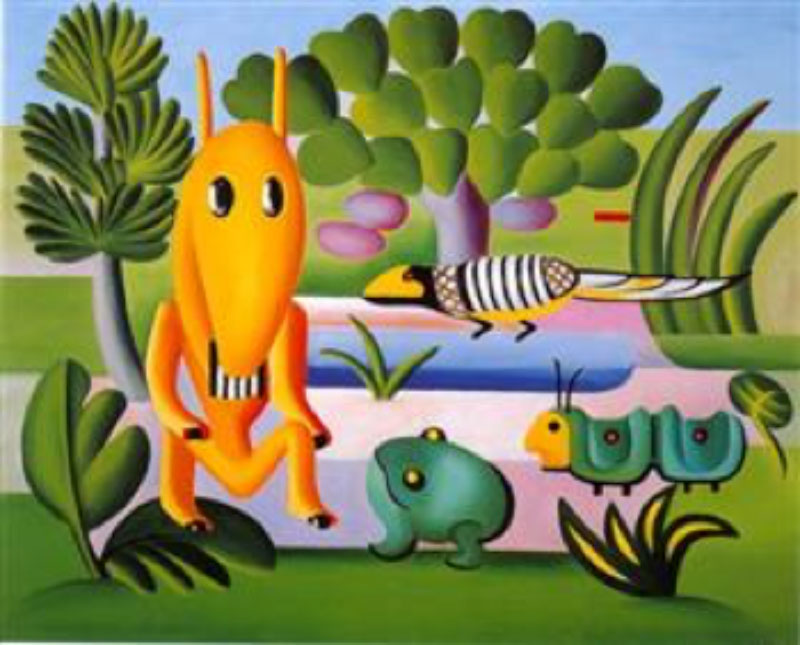 A Cuca Tarsila do Amaral