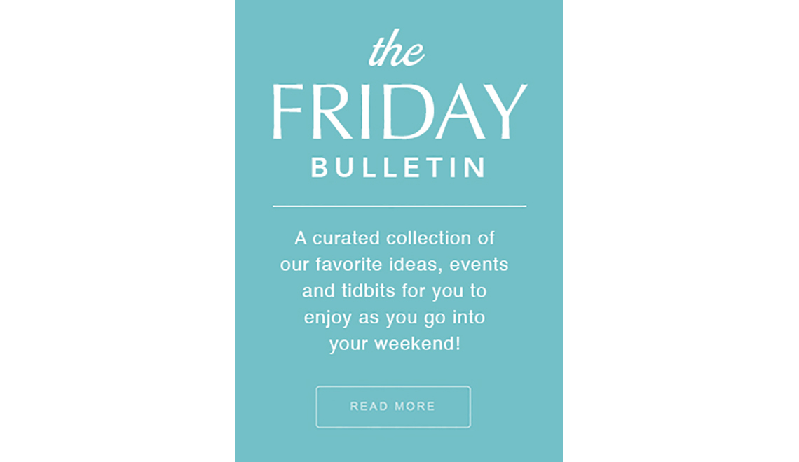 The Friday Bulletin