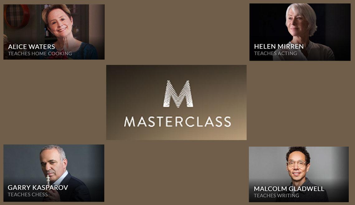 MasterClass For Lifelong Learners
