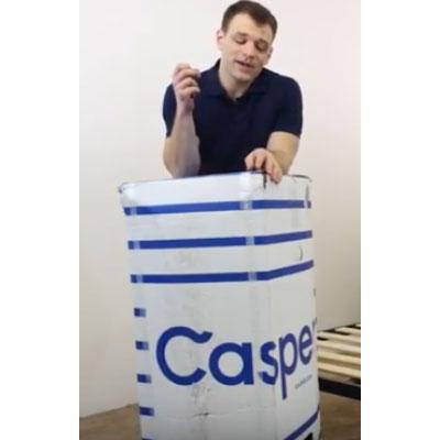 Casper Bed in a box