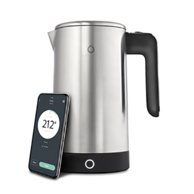 iKettle, smart hot water maker