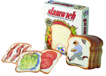 slamwich card game stocking gifts 2018