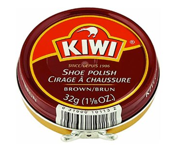 KIWI Shoe Polish stocking stuffer ideas