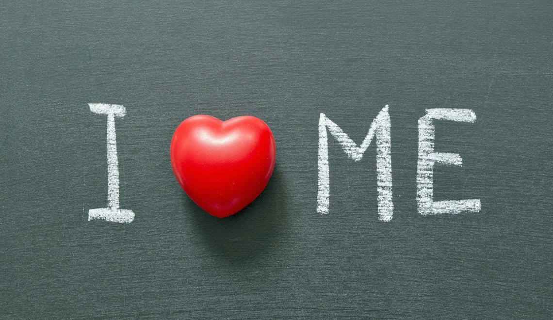 On My Mind: Self-Compassion