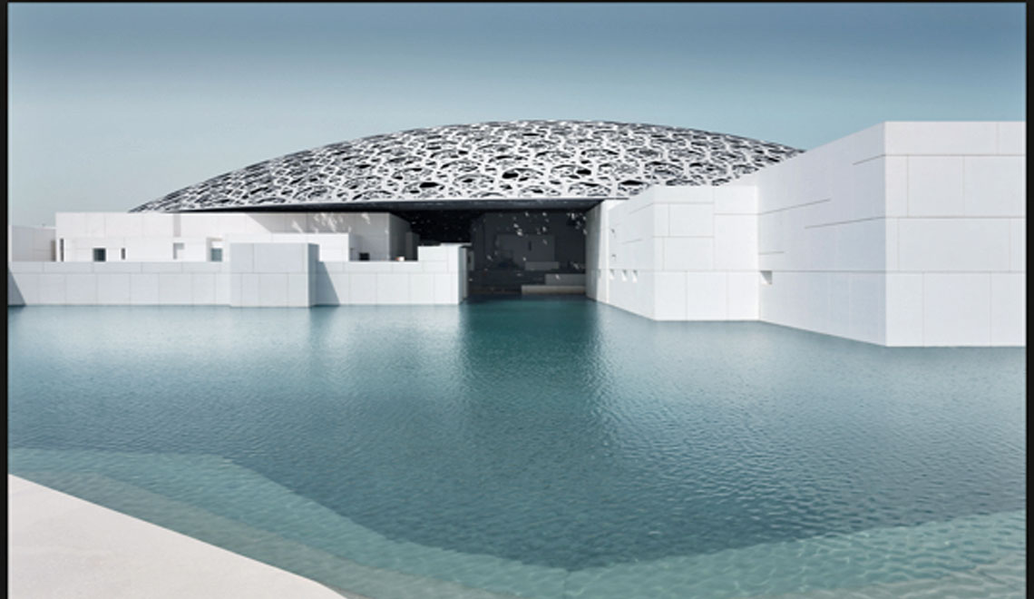 The Louvre Abu Dhabi Museum- A Joint Venture Between France and the United Arab Emirates: Cultural Diplomacy at Work