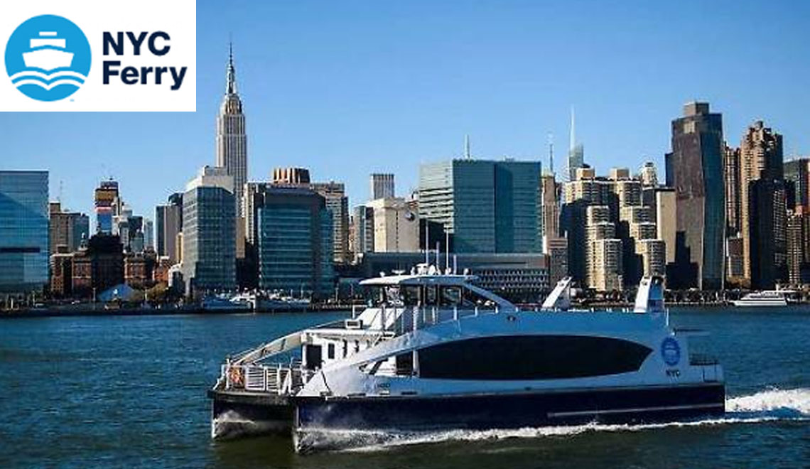 New NYC Ferry Service – and Other NYC Boat Rides