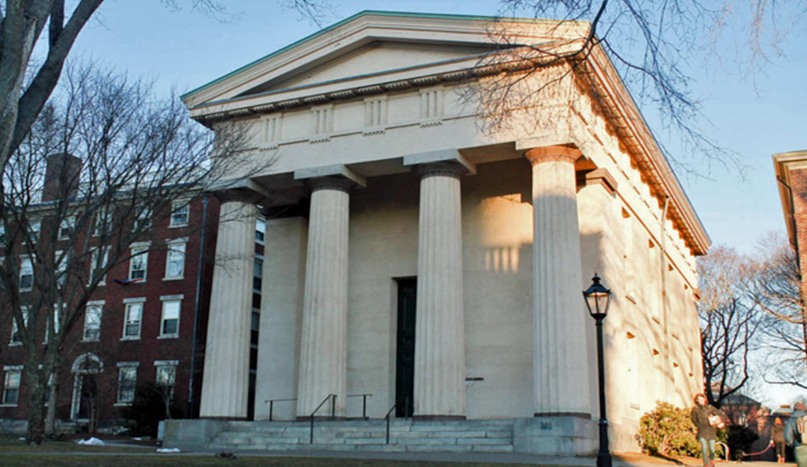 University Art Museums: Building Collections for Campus Studies in the Ivy League