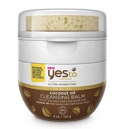 Yes oil-based facial cleansing balm