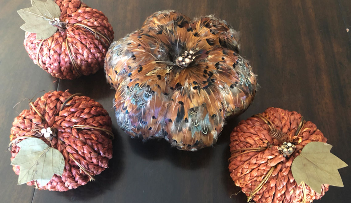Decorations for Fall