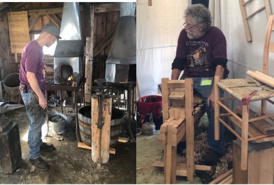 Common Ground Fair Tradesmen