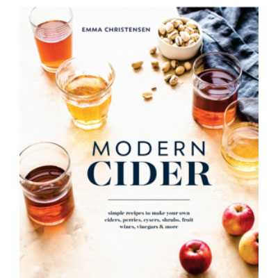 Modern Cider Recipe book