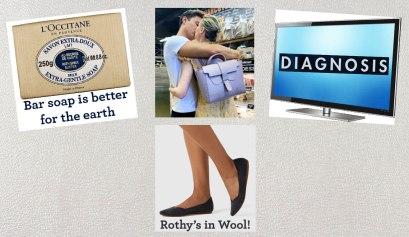 Rothy's Merino, Friday bulletin