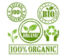 Certified eco-friendly products