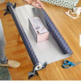tabletop gift wrap dispenser