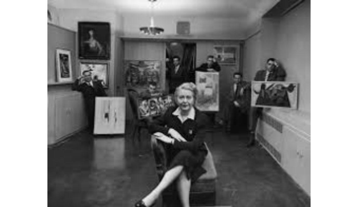 Edith Halpert