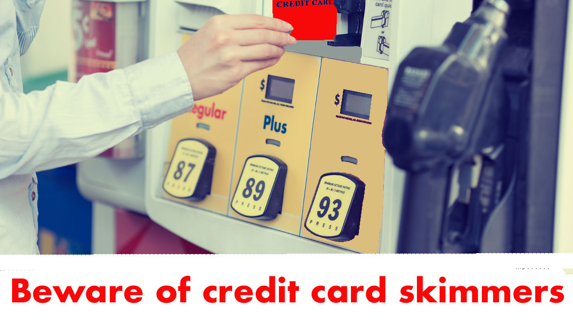 credit card skimming