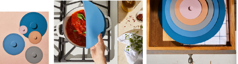 Silicone lids Updated silicone lids