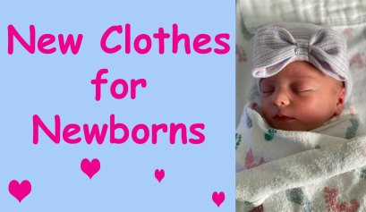 clothes for newborns