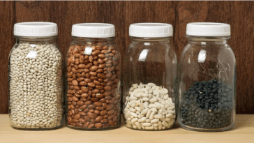Storage for a healthy pantry