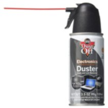 clean your keyboard with electronics duster