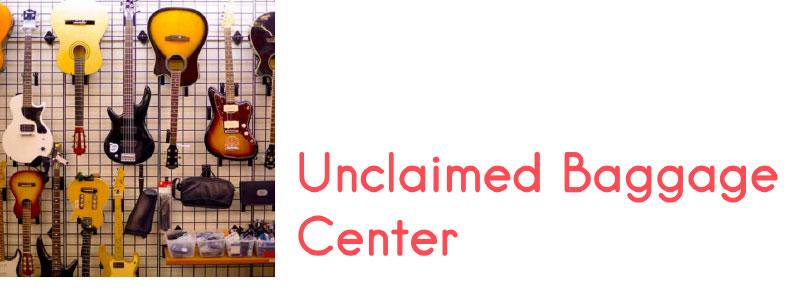 The Friday Bulletin Unclaimed Baggage Center
