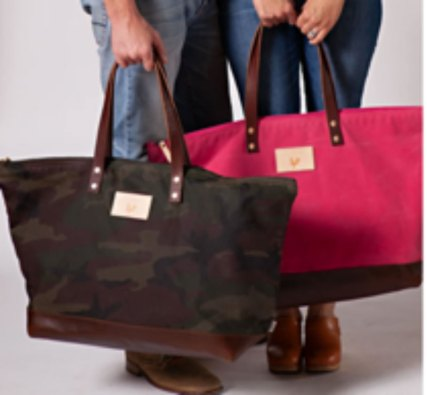 hobo and tote to customize