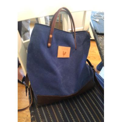 customized hand bag canvas