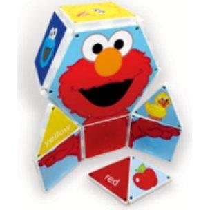 Elmo Mega-tiles, steam skills