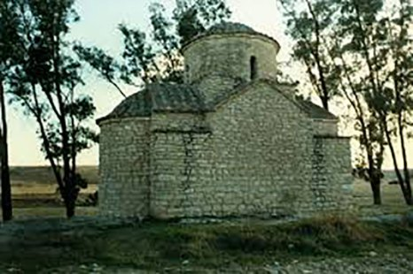 Church in Lysi, Cyprus
