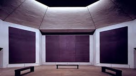 Rothko Chapel in the Menil Collection