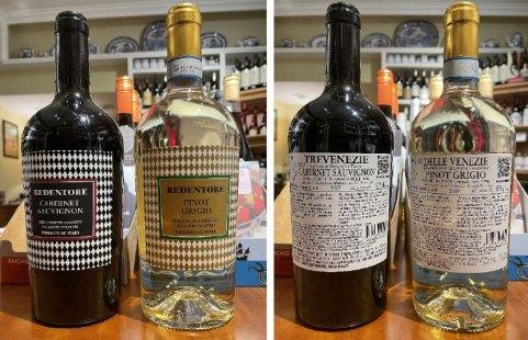 organic wines pinot grigio