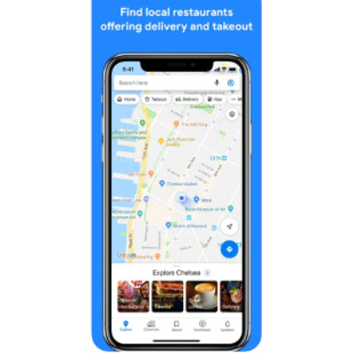 essential app for driving google maps