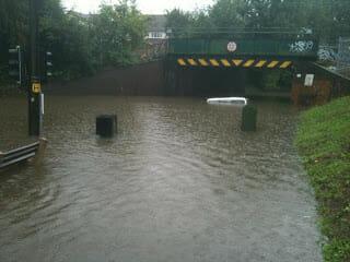Southend Flood Claims