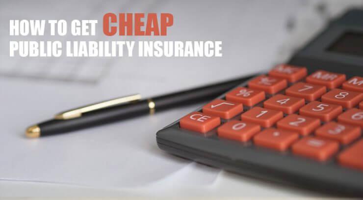 Cheap Public Liability