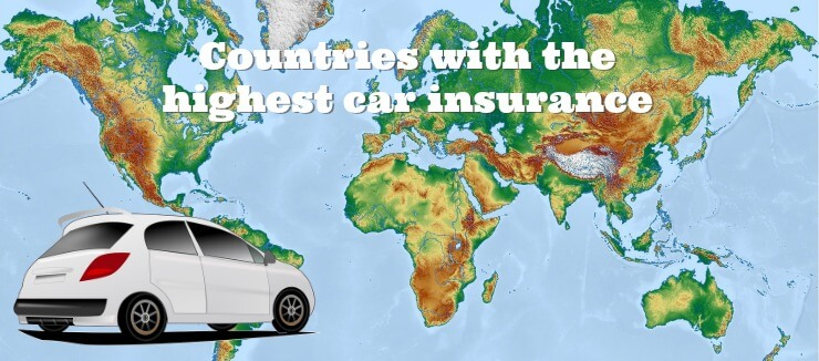 Countries Highest Car Insurance