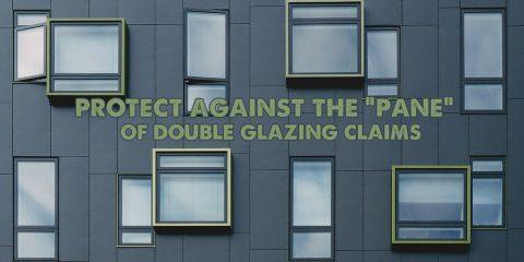 Double Glazing Insurance