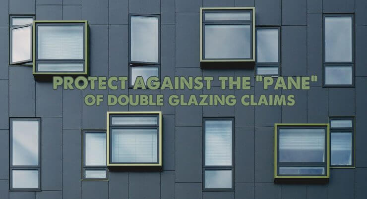 Double Glazing Insurance